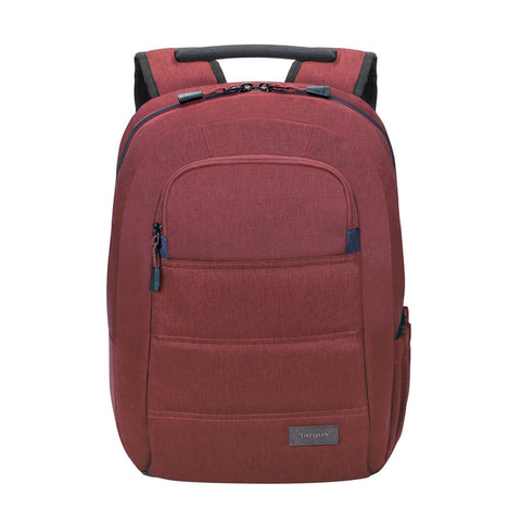 "Targus TSB82705-71 15"" Groove X Compact Backpack for MacBook (Burgundy) - GottaGo.in"