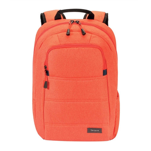 "Targus TSB82702-70 15"" Groove X Compact Backpack for MacBook® (Fiesta Orange) - GottaGo.in"