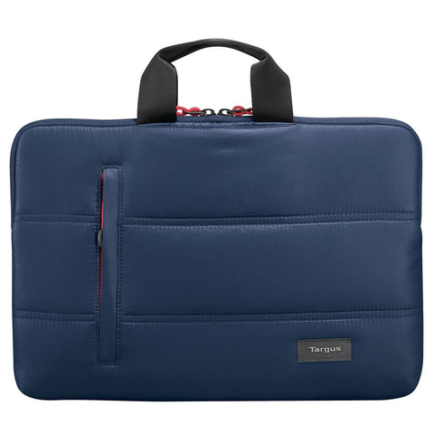 "Targus TSS590AP/59001 13"" to 15"" Crave™ II Slipcase for MacBook & iPad Pro Carry Case (Dark Blue & Coca Cola Maroon ) - GottaGo.in"