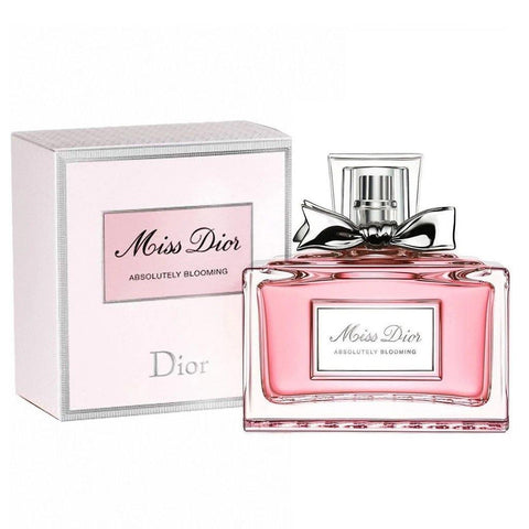 Miss Dior Absolutely Blooming Eau De Parfum by Christian Dior for Women 100 ml - GottaGo.in