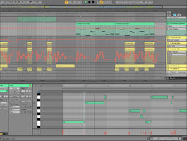 Structuring Songs in Ableton Live