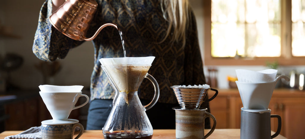 How to Perfect Your Pour Over