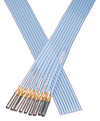 Subminiature D Type HV Ribbon Cables – Contact to Cable