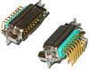 Subminiature D Type HV PCB Mount Connectors