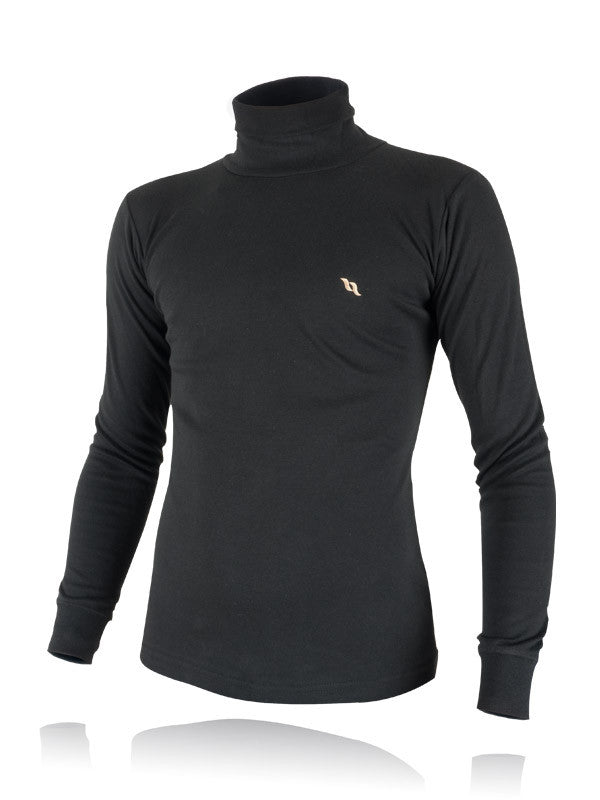 Poloneck Sweater - Mens