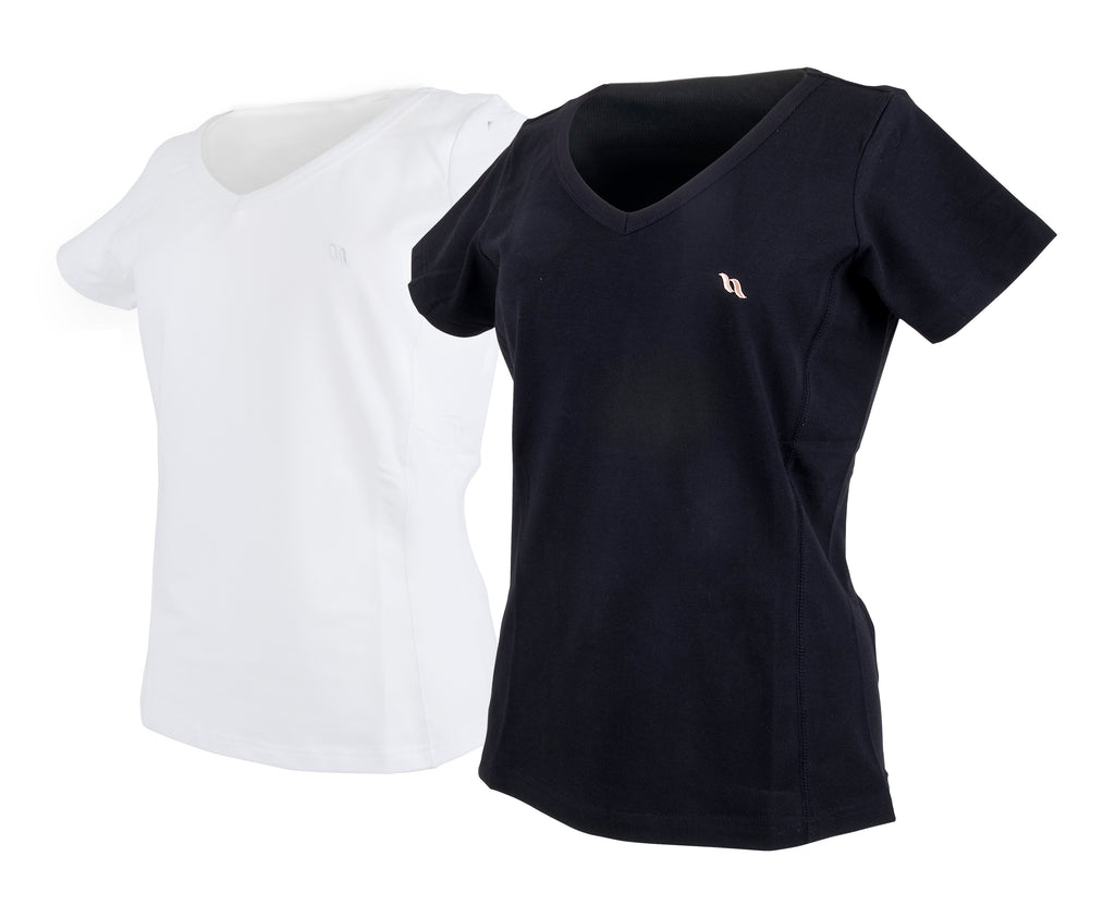 V-neck T-shirt Ladies