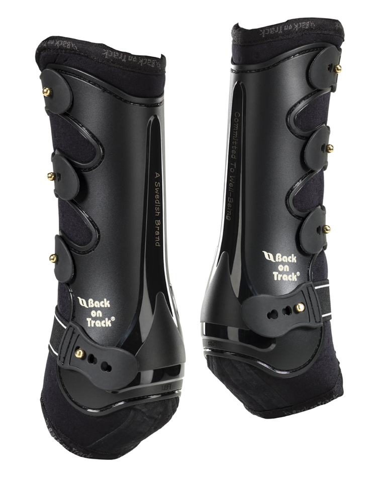 Royal Work Boots - Black