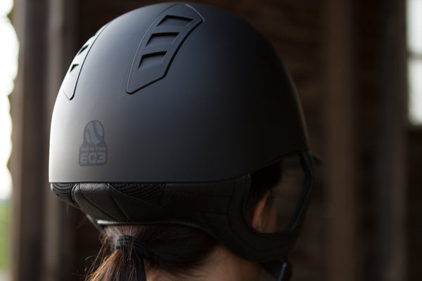 Smooth Helmet - Black