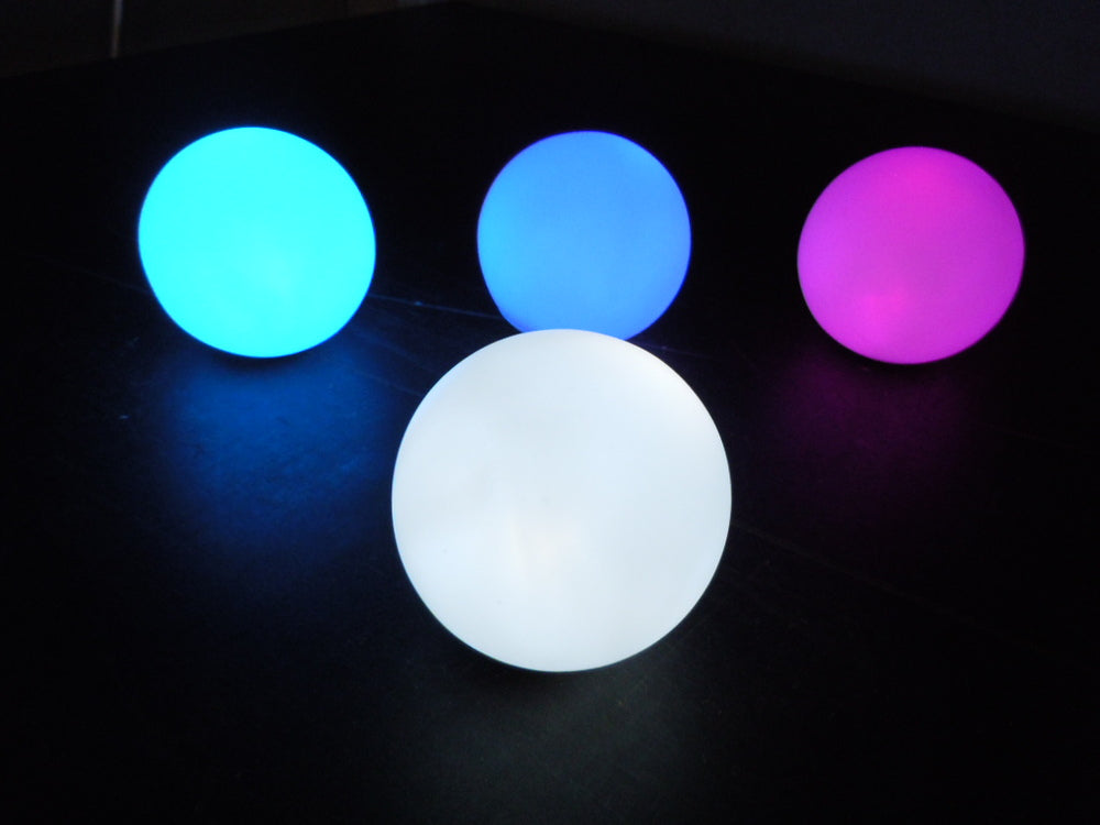 buy online d7f4c bcb06 LED Ball Light Waterproof Pool Float Lamp Cordless Night Light with remote  control (25cm)