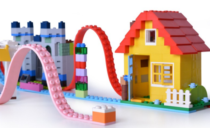 Flexible LEGO Building Tape SMALL