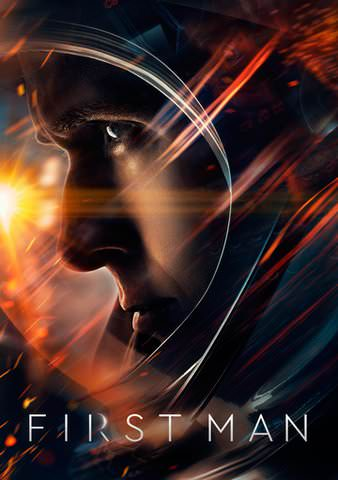 First Man HDX VUDU or HD MoviesAnywhere