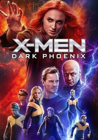 X-Men: Dark Phoenix HDX VUDU or HD MoviesAnywhere