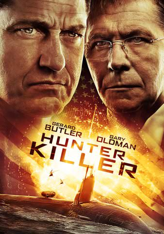 Hunter Killer HDX VUDU