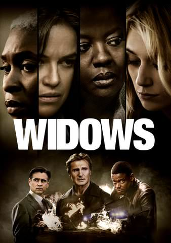 Widows HDX VUDU or HD MoviesAnywhere