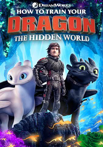 How to Train Your Dragon: The Hidden World HDX VUDU or HD MoviesAnywhere