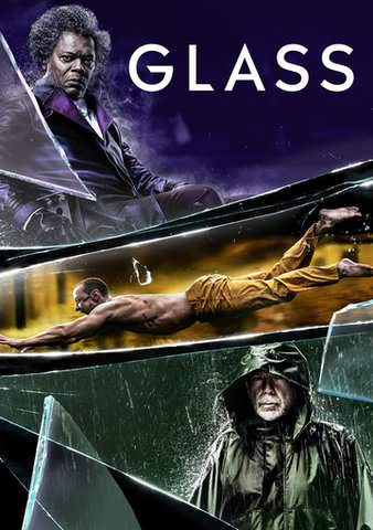 Glass 4K UHD VUDU or 4K MoviesAnywhere