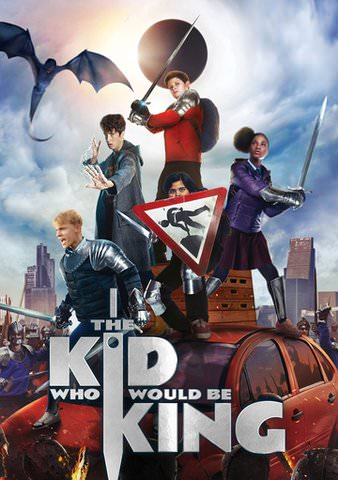 The Kid Who Would Be King 4K UHD VUDU or 4K MoviesAnywhere