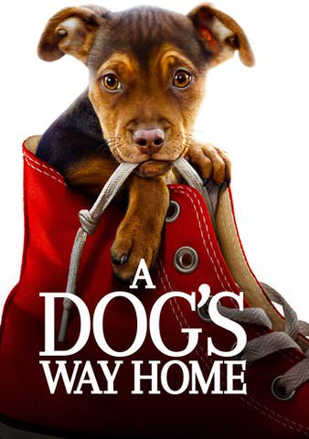 A Dog's Way Home HDX VUDU or HD MoviesAnywhere