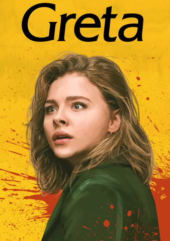 Greta HDX VUDU or HD MoviesAnywhere