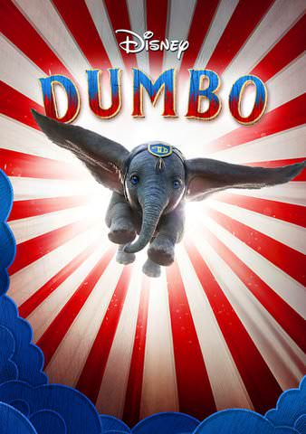 Dumbo 2019 HDX VUDU or HD MoviesAnywhere