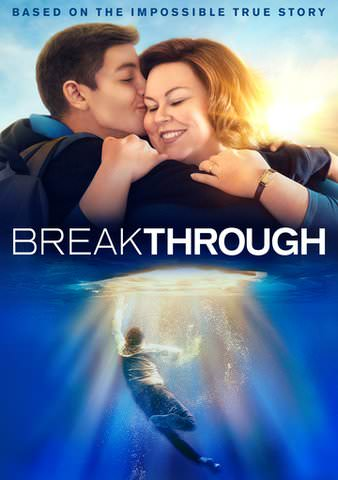 Breakthrough 4K UHD VUDU or 4K MoviesAnywhere