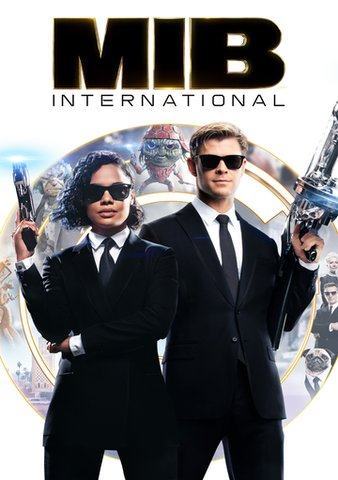 Men In Black International 4K UHD VUDU or 4K MoviesAnywhere