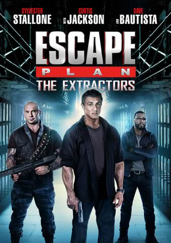 Escape Plan: The Extractors HDX VUDU (Redeems 7/2)