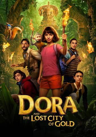Dora and the Lost City of Gold HDX VUDU