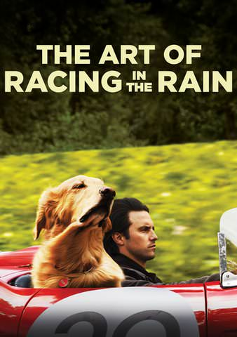 The Art of Racing in the Rain HDX VUDU or HD MoviesAnywhere