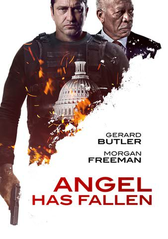 Angel Has Fallen 4K UHD VUDU
