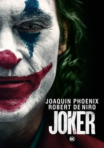 Joker HDX VUDU or HD MoviesAnywhere