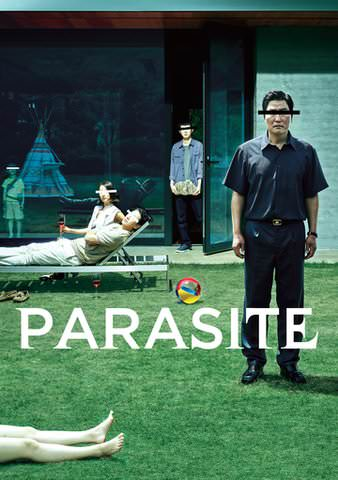 Parasite HDX VUDU or HD MoviesAnywhere