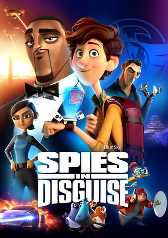 Spies in Disguise HD Google Play (Ports to MoviesAnywhere)