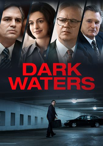 Dark Waters HDX VUDU or HD MoviesAnywhere