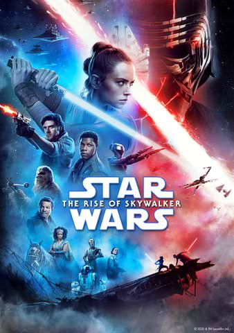 Star Wars: The Rise of Skywalker HDX VUDU or HD MoviesAnywhere