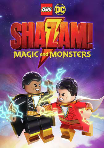 Lego DC Shazam: Magic and Monsters HDX VUDU or HD MoviesAnywhere