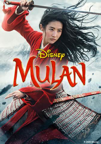 Mulan (2020) HDX VUDU or HD MoviesAnywhere