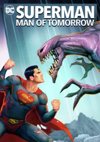 Superman: Man of Tomorrow HDX VUDU or HD MoviesAnywhere