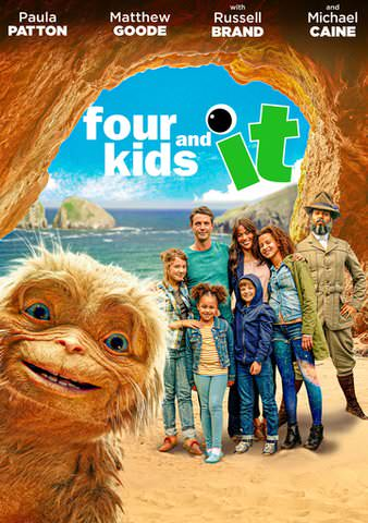 Four Kids and It HDX VUDU