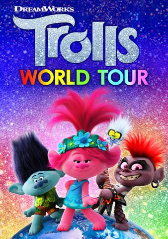 Trolls World Tour HDX VUDU or HD MoviesAnywhere
