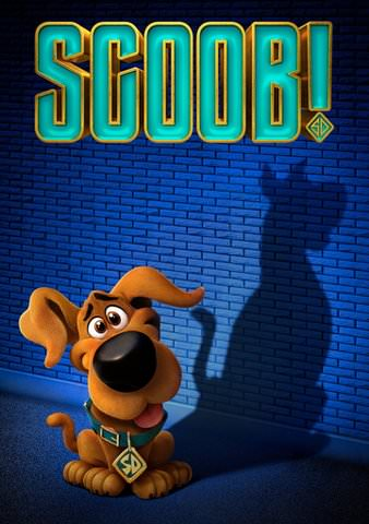Scoob! SD VUDU or SD MoviesAnywhere