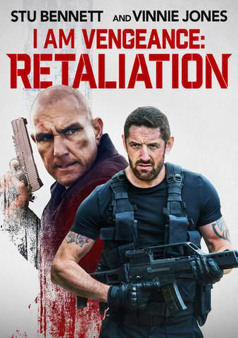 I Am Vengeance: Retaliation HDX VUDU