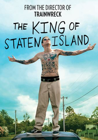 The King of Staten Island HDX VUDU or HD MoviesAnywhere