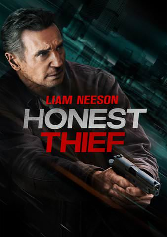 Honest Thief HDX VUDU or HD MoviesAnywhere