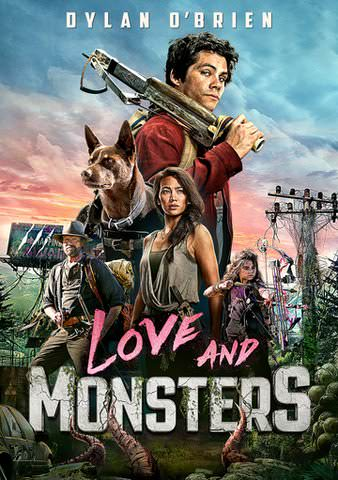 Love and Monsters HDX VUDU or 4K iTunes