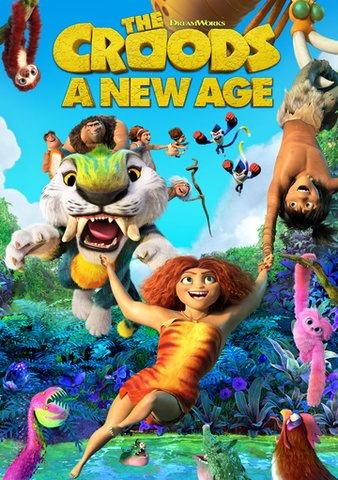 The Croods: A New Age 4K MoviesAnywhere