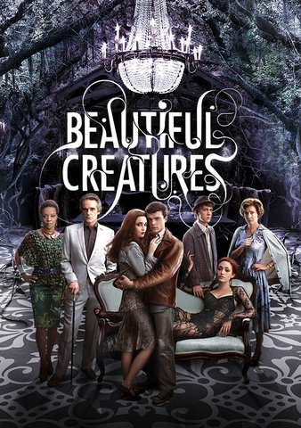 Beautiful Creatures HDX VUDU or HD MoviesAnywhere