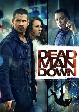 Dead Man Down SD VUDU or SD MoviesAnywhere