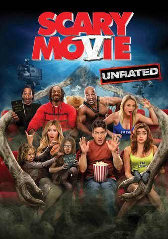 Scary Movie 5 (Unrated) HDX VUDU
