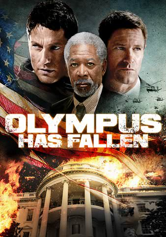 Olympus Has Fallen SD VUDU or SD MoviesAnywhere